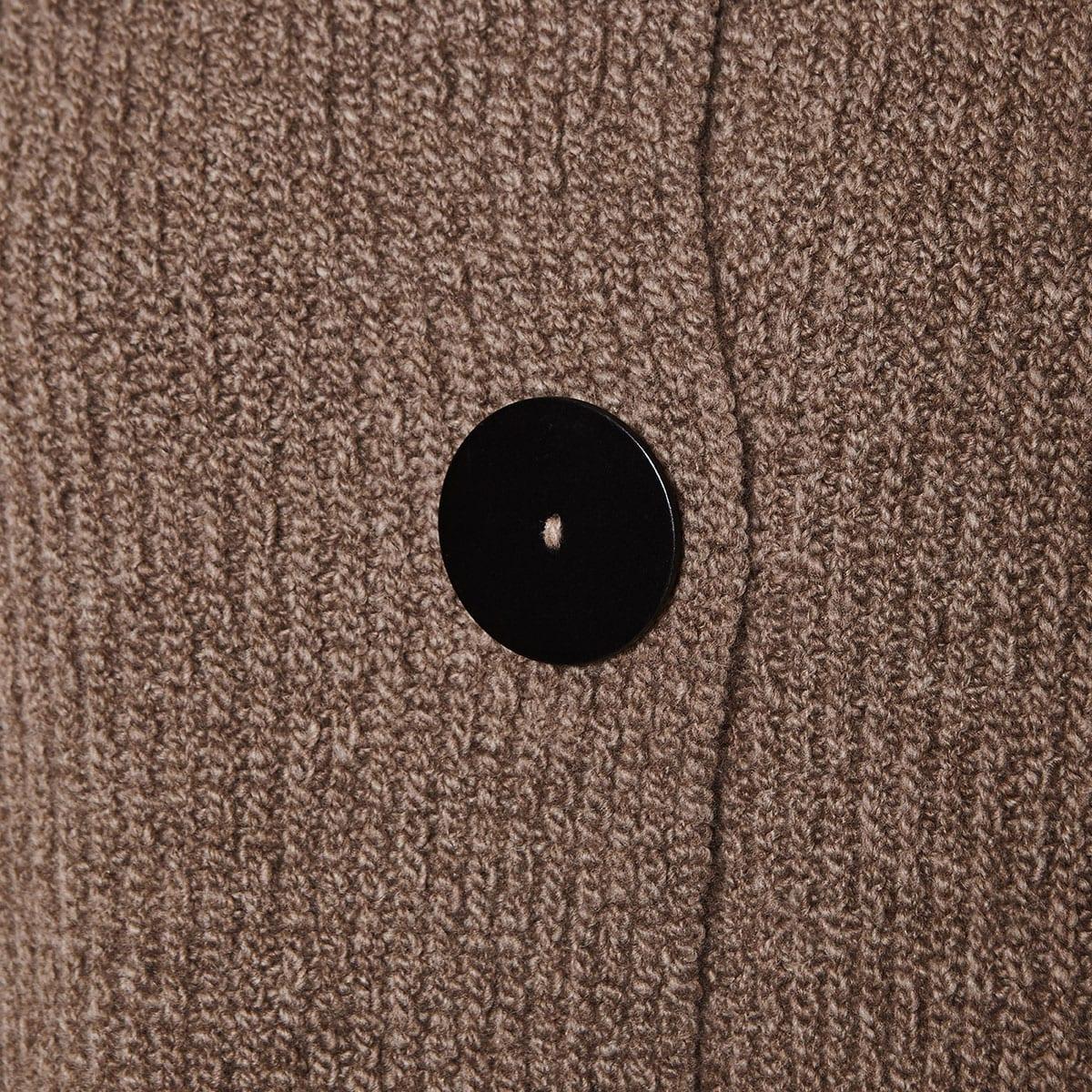 Daiki oversized cashmere cardigan