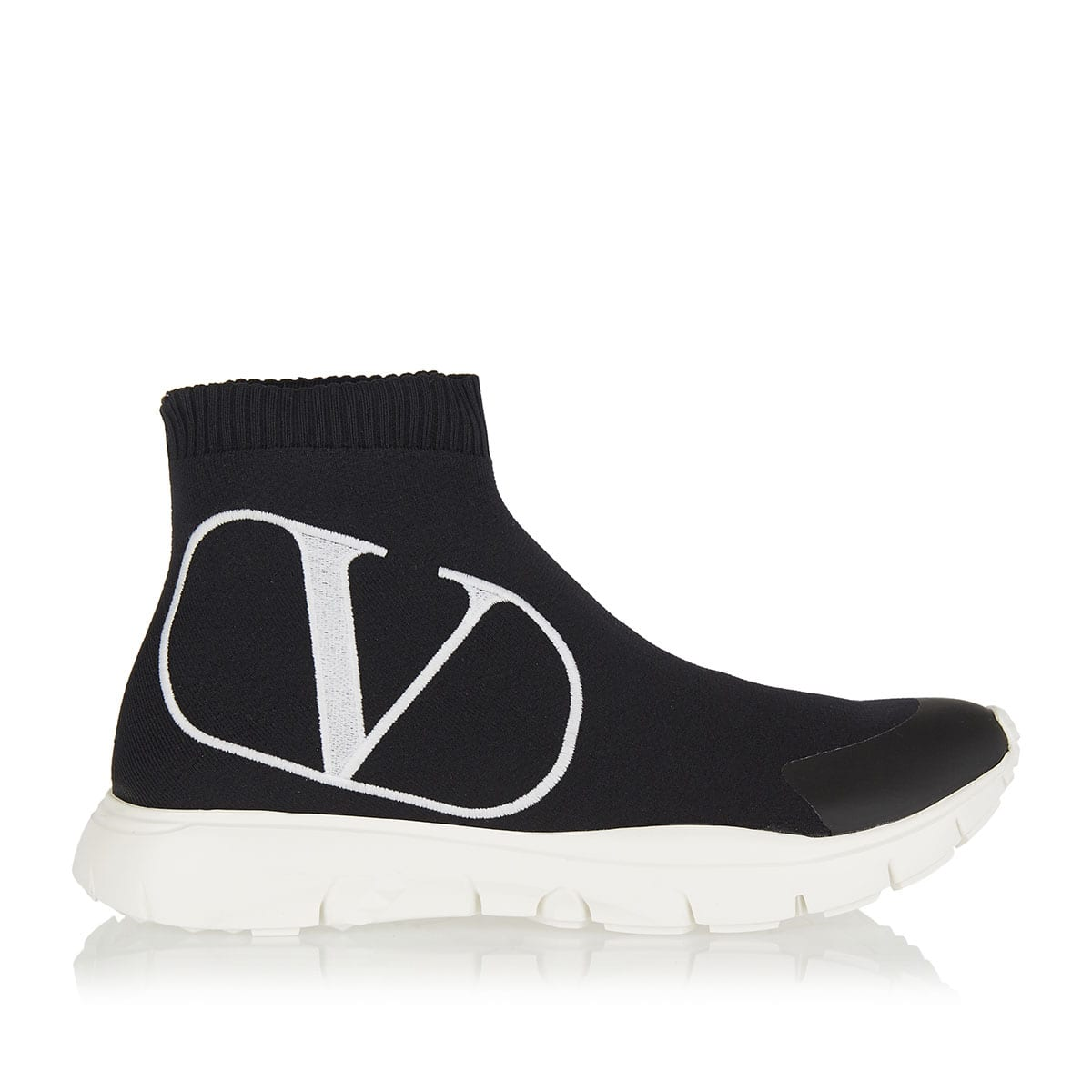 Vlogo high-top sock sneakers