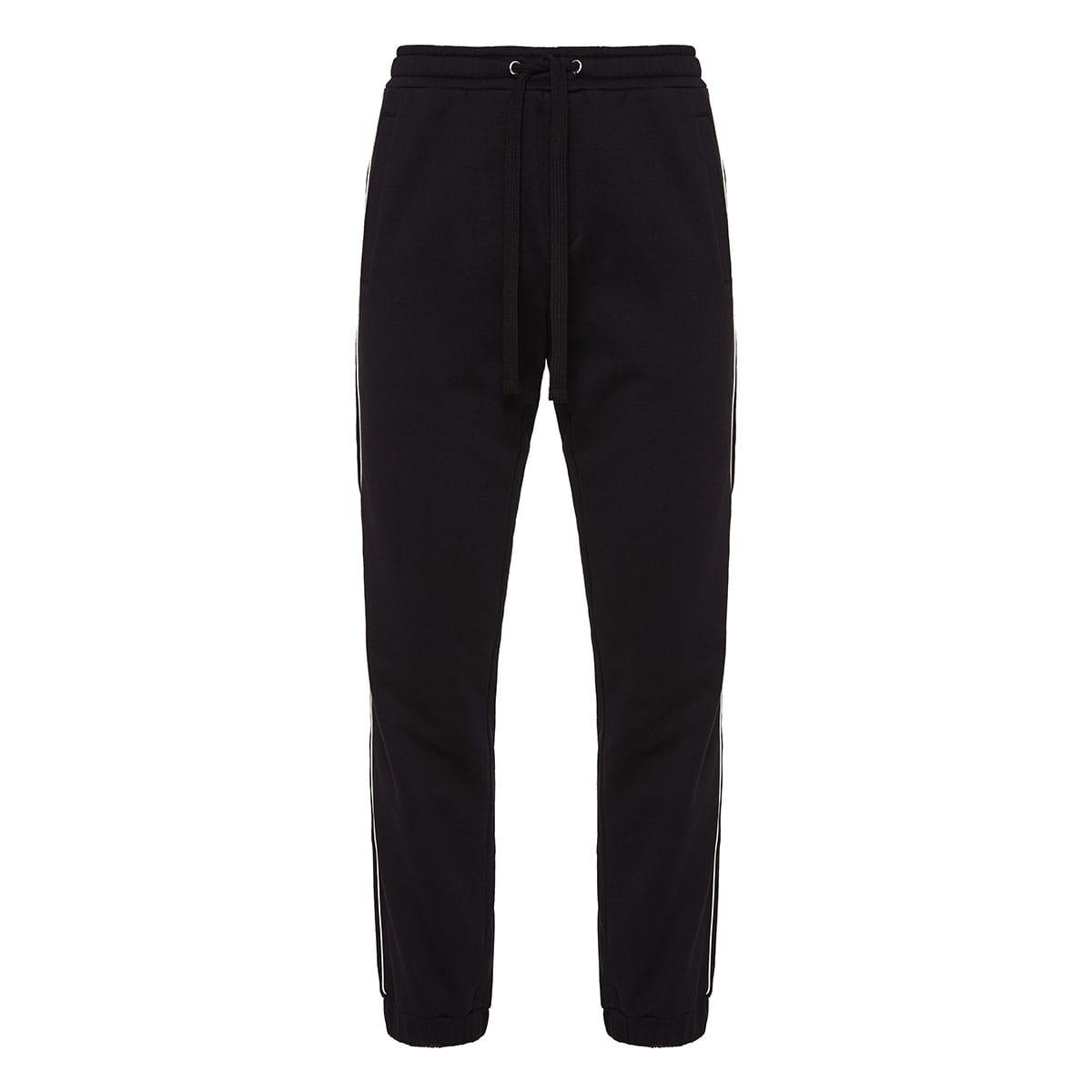 VLTN cotton track trousers