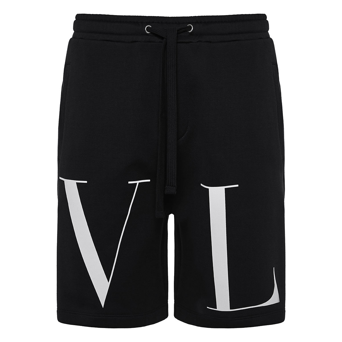 VLTN cotton track shorts