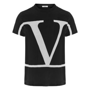 VLOGO cotton T-shirt