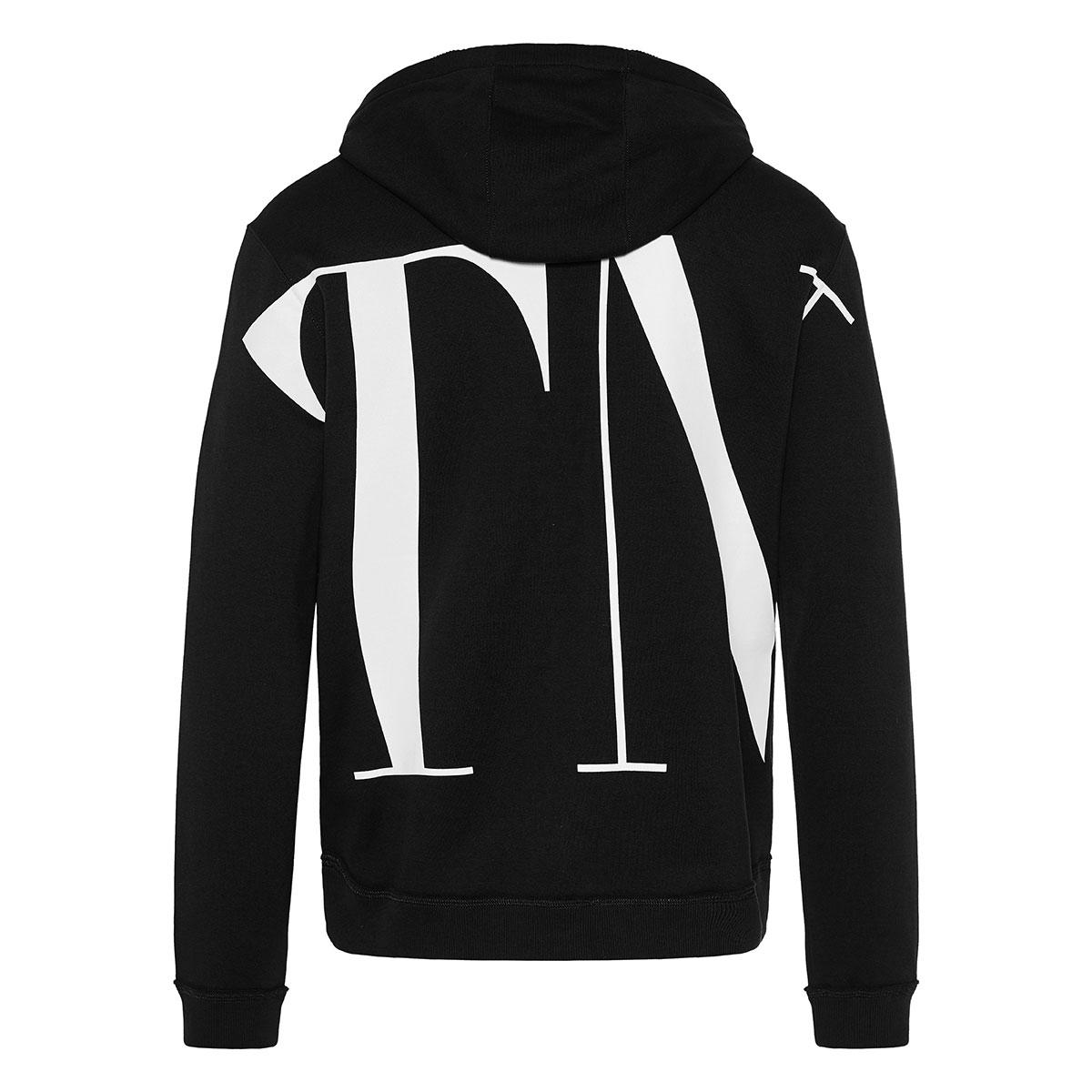 VLTN zipper hoodie