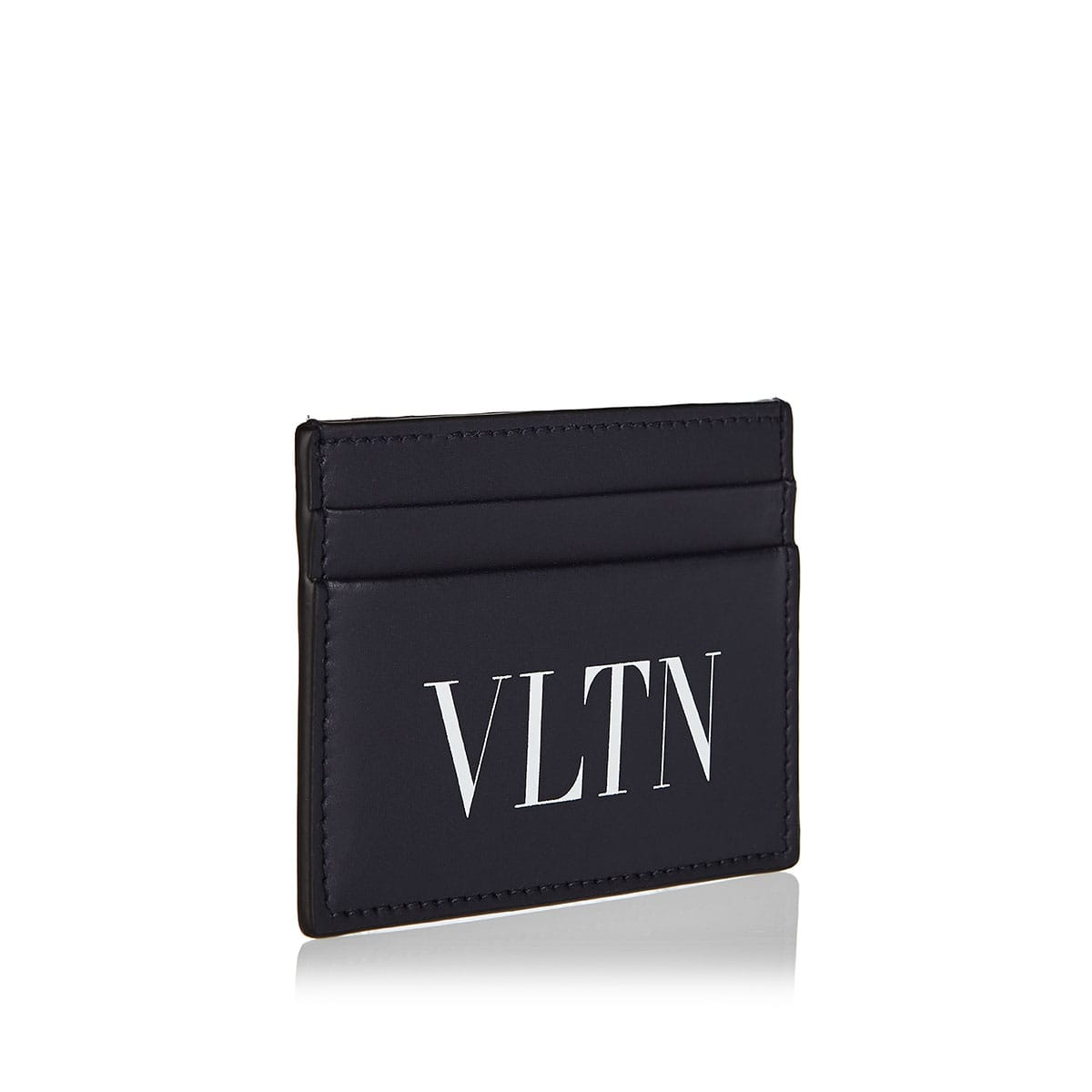 VLTN leather cardholder