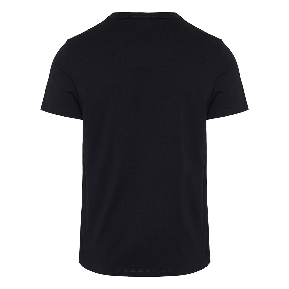 Skeleton embroidered cotton t-shirt