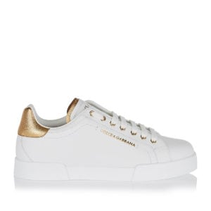 Portofino leather sneakers