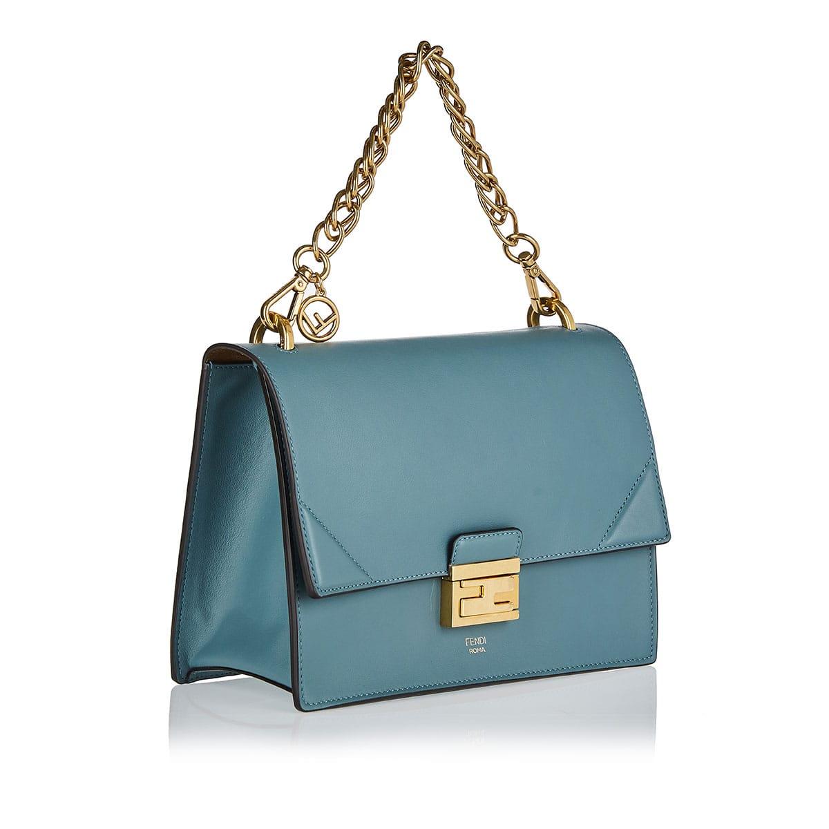 Kan U small leather bag