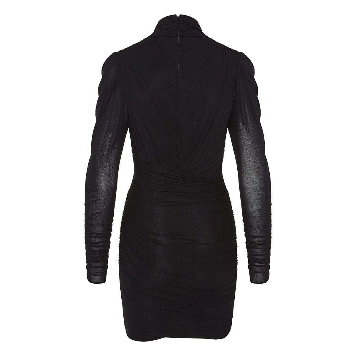 Jisola ruched mini dress