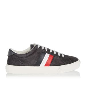 New Monaco suede sneakers
