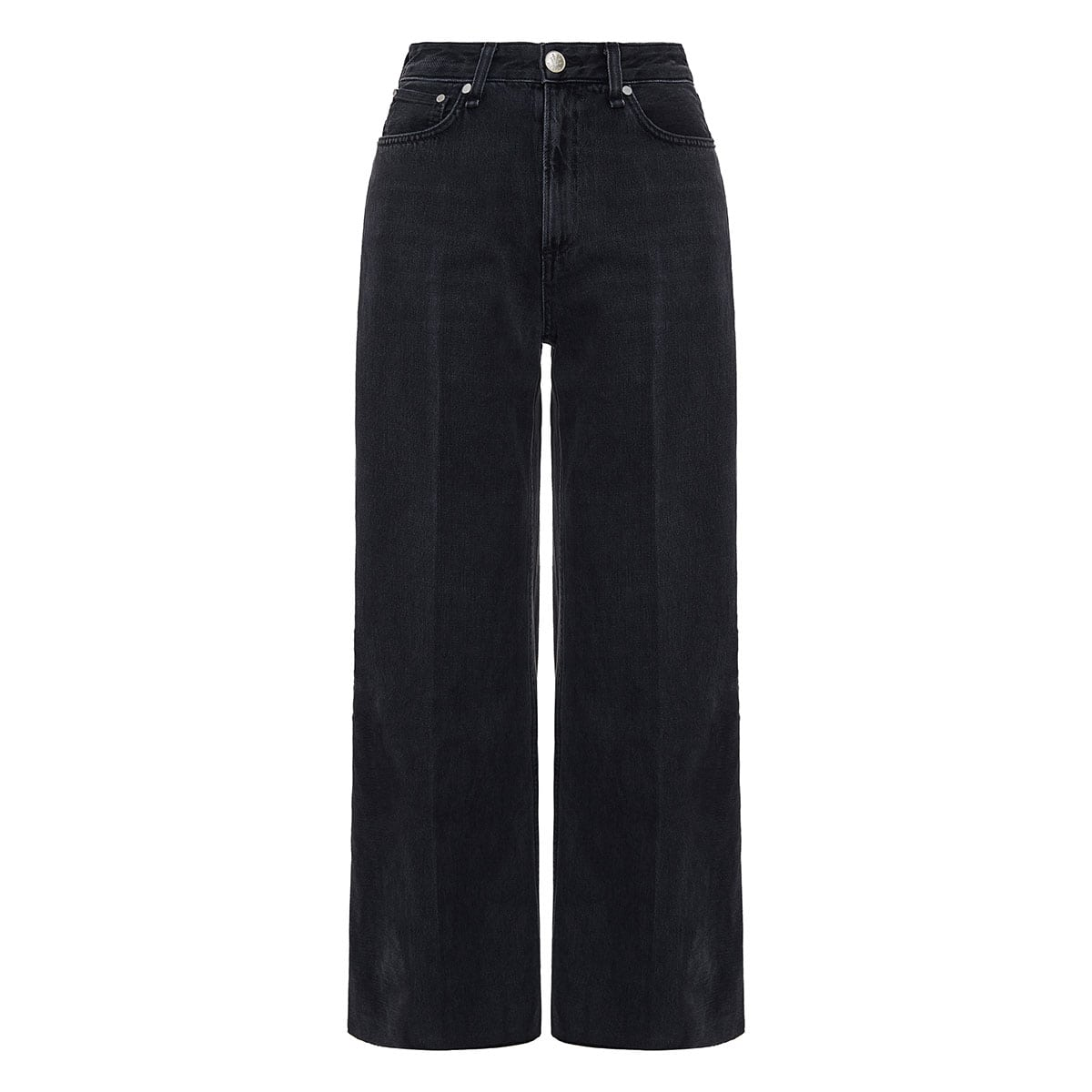 Ruth wide-leg cropped jeans