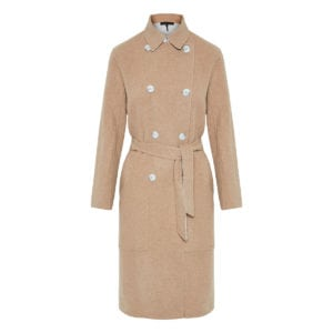 Rach reversible wool coat