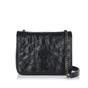 Niki Mini leather shoulder bag