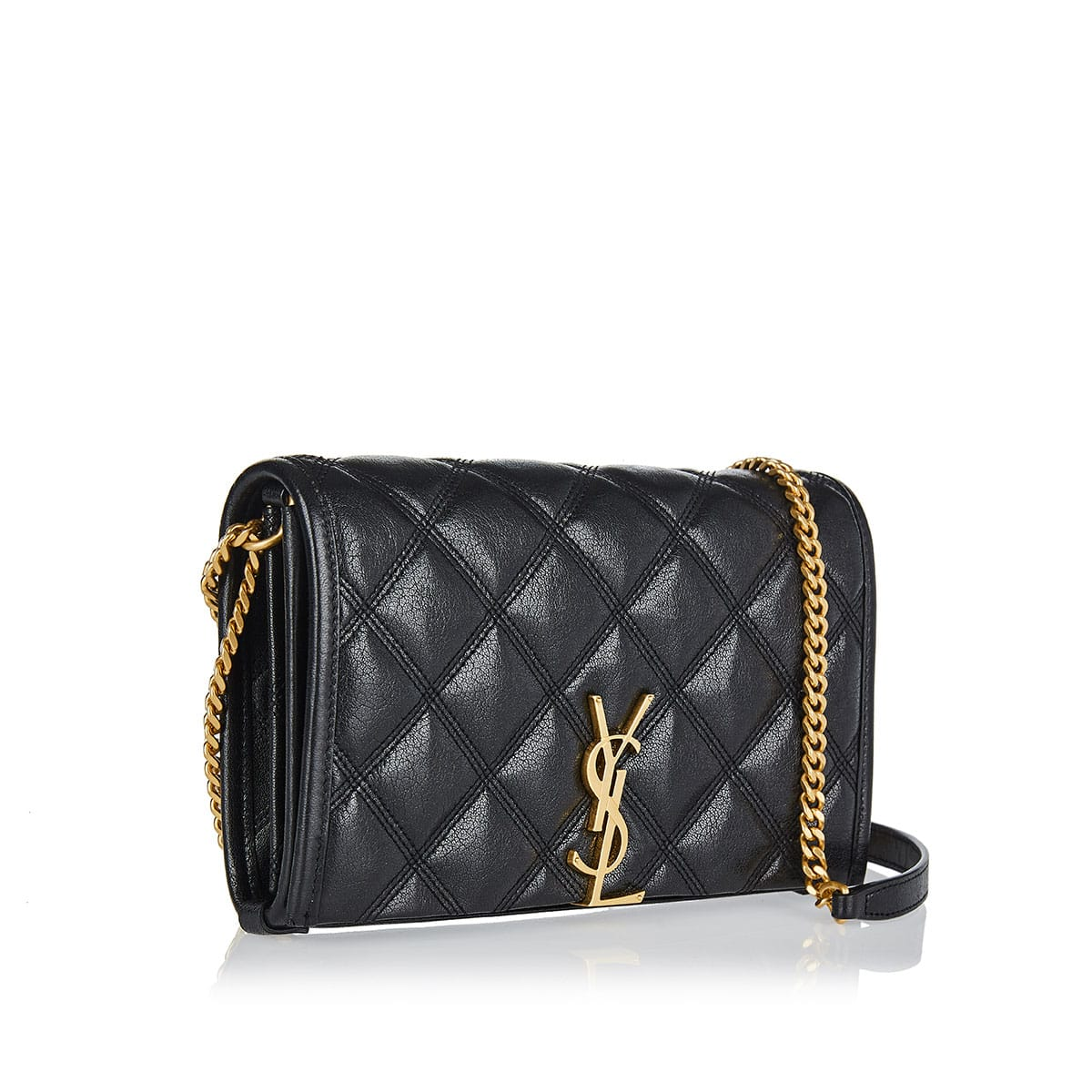 Becky quilted chain bag