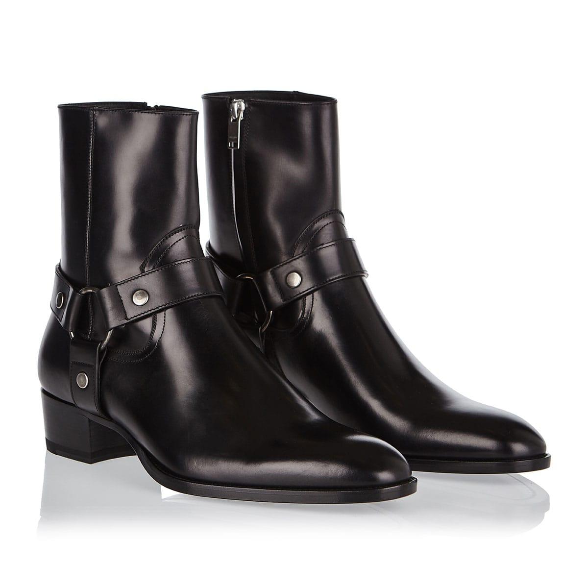 Wyatt cowboy boots