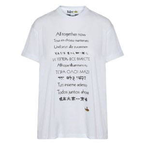 + The Beatles All Together Now t-shirt