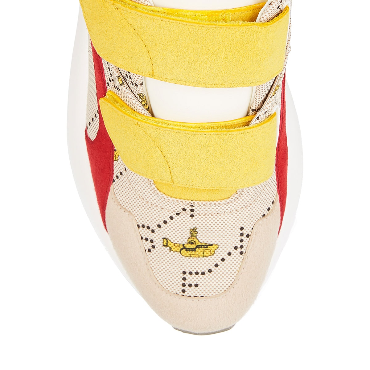 + The Beatles Yellow Submarine Eclypse sneakers