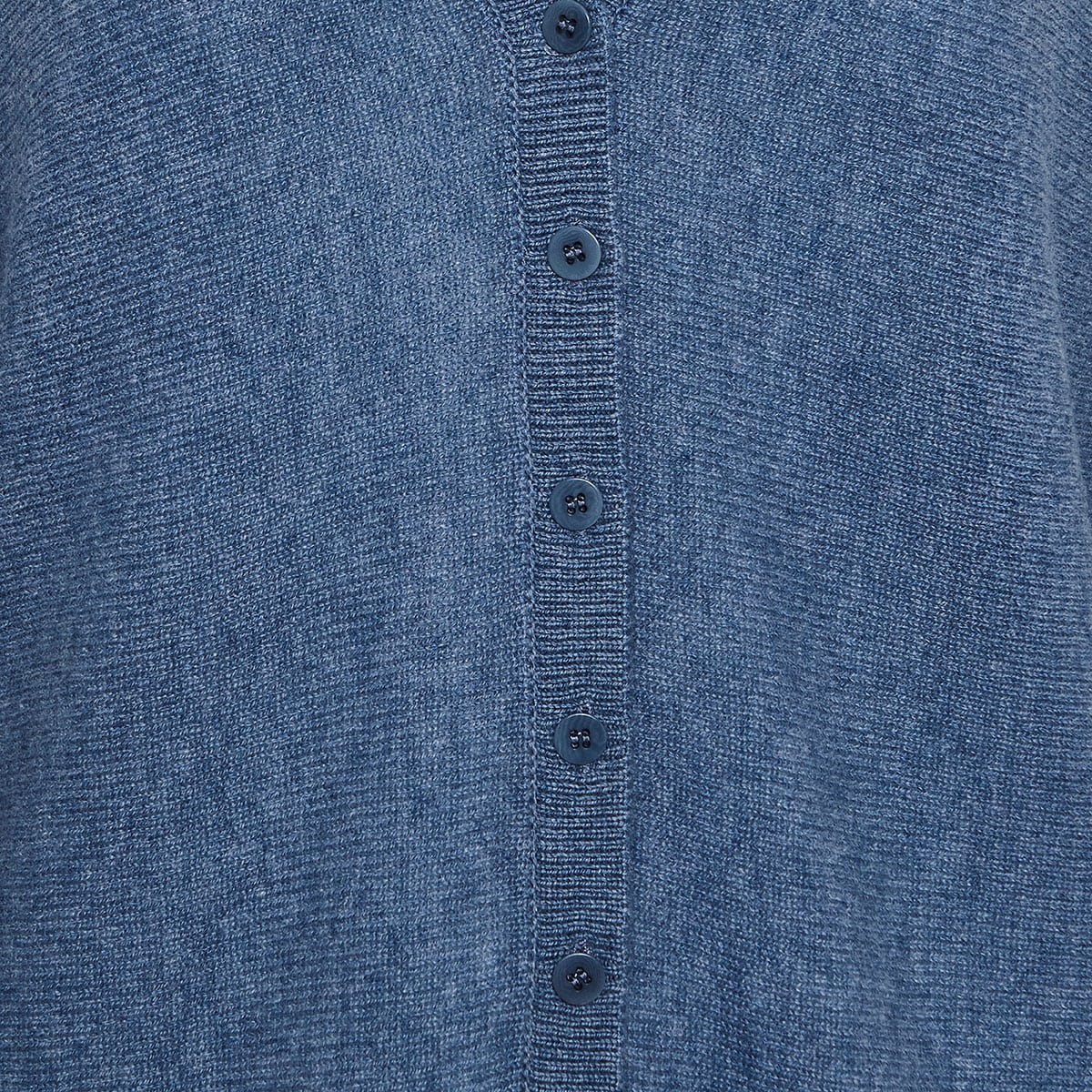 Dolman cashmere cardigan