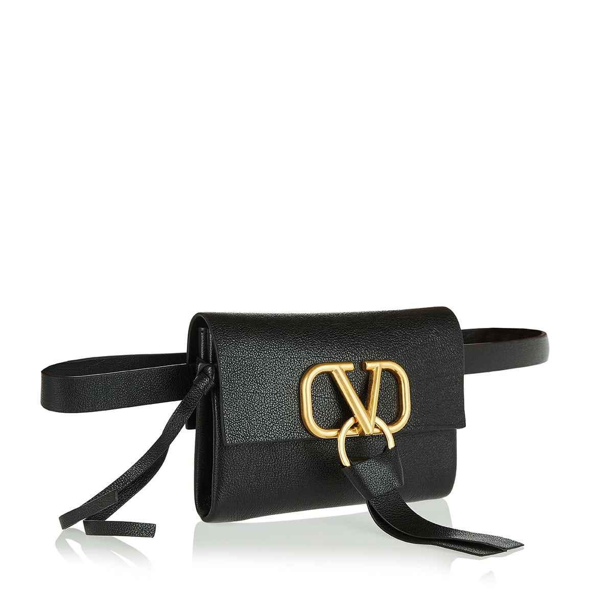 V-ring belt bag