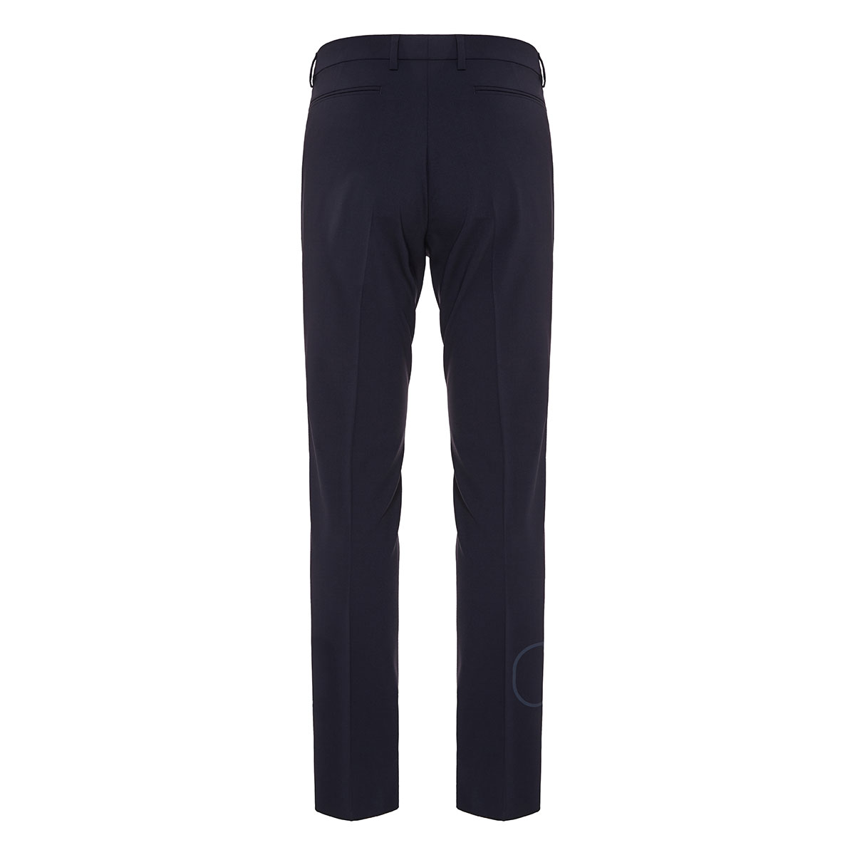 Vlogo tailored trousers