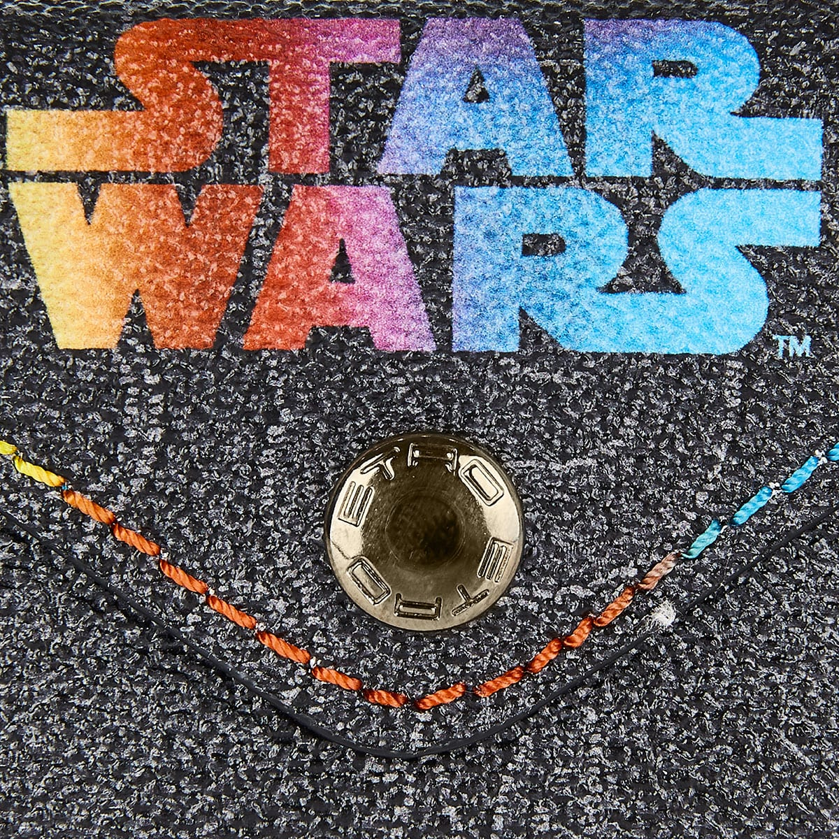 x Star Wars logo card holder