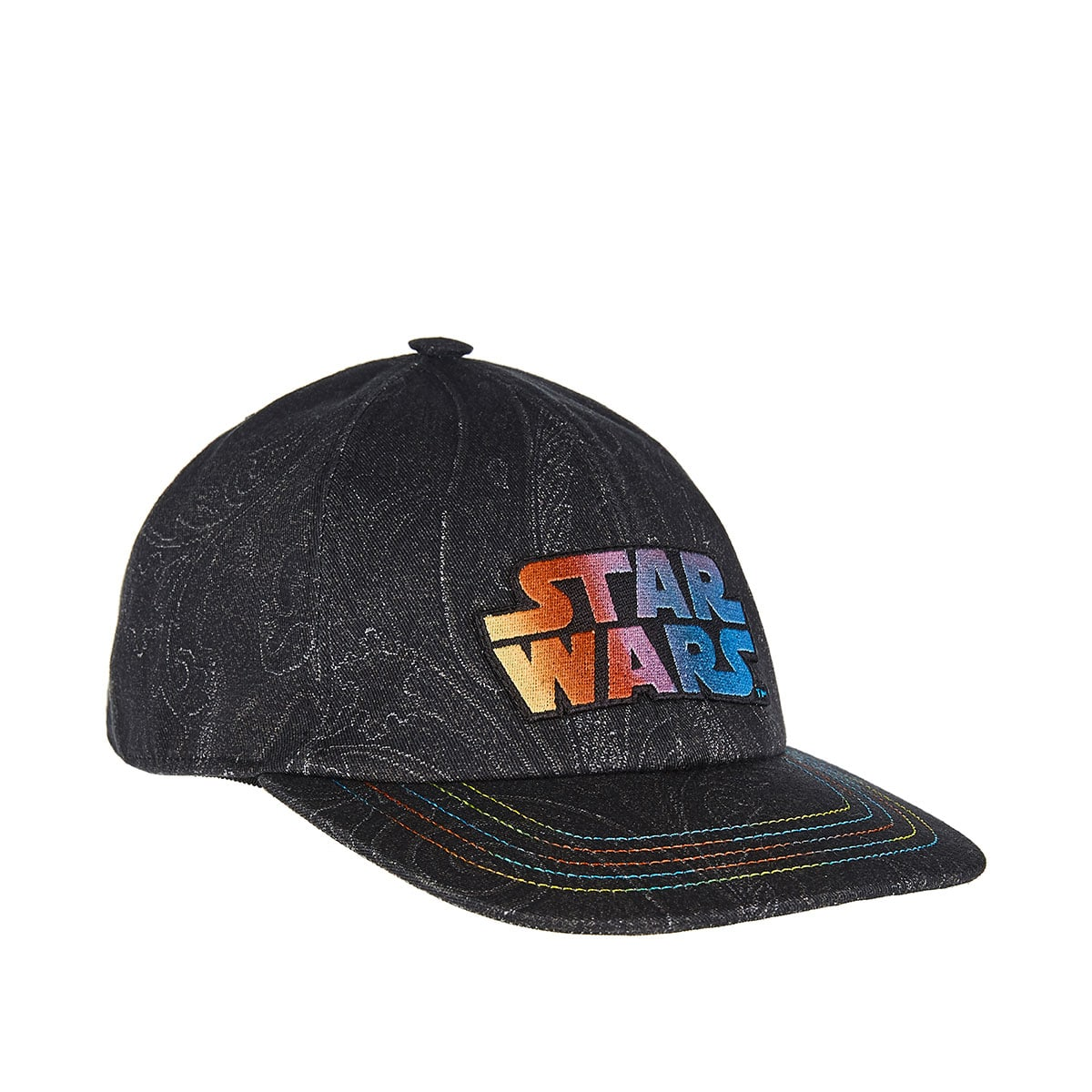 x Star Wars logo baseball cap