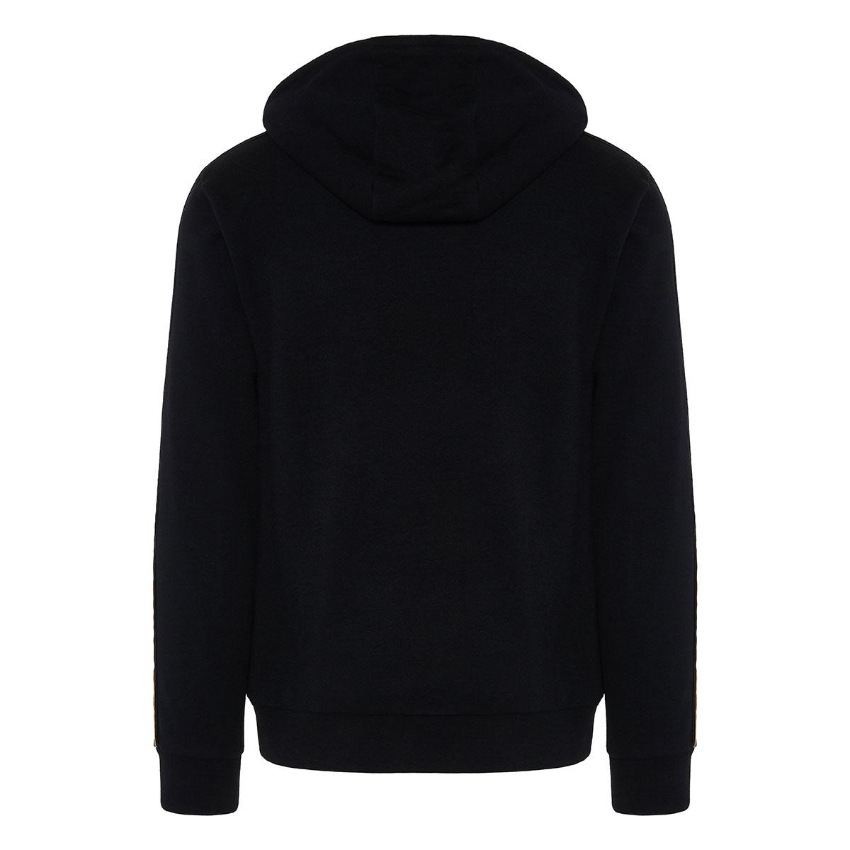 FF logo detail hoodie