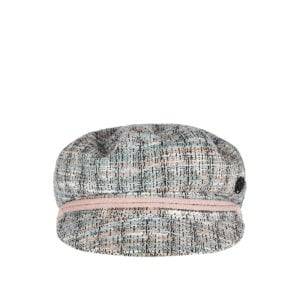 New Abby tweed cap