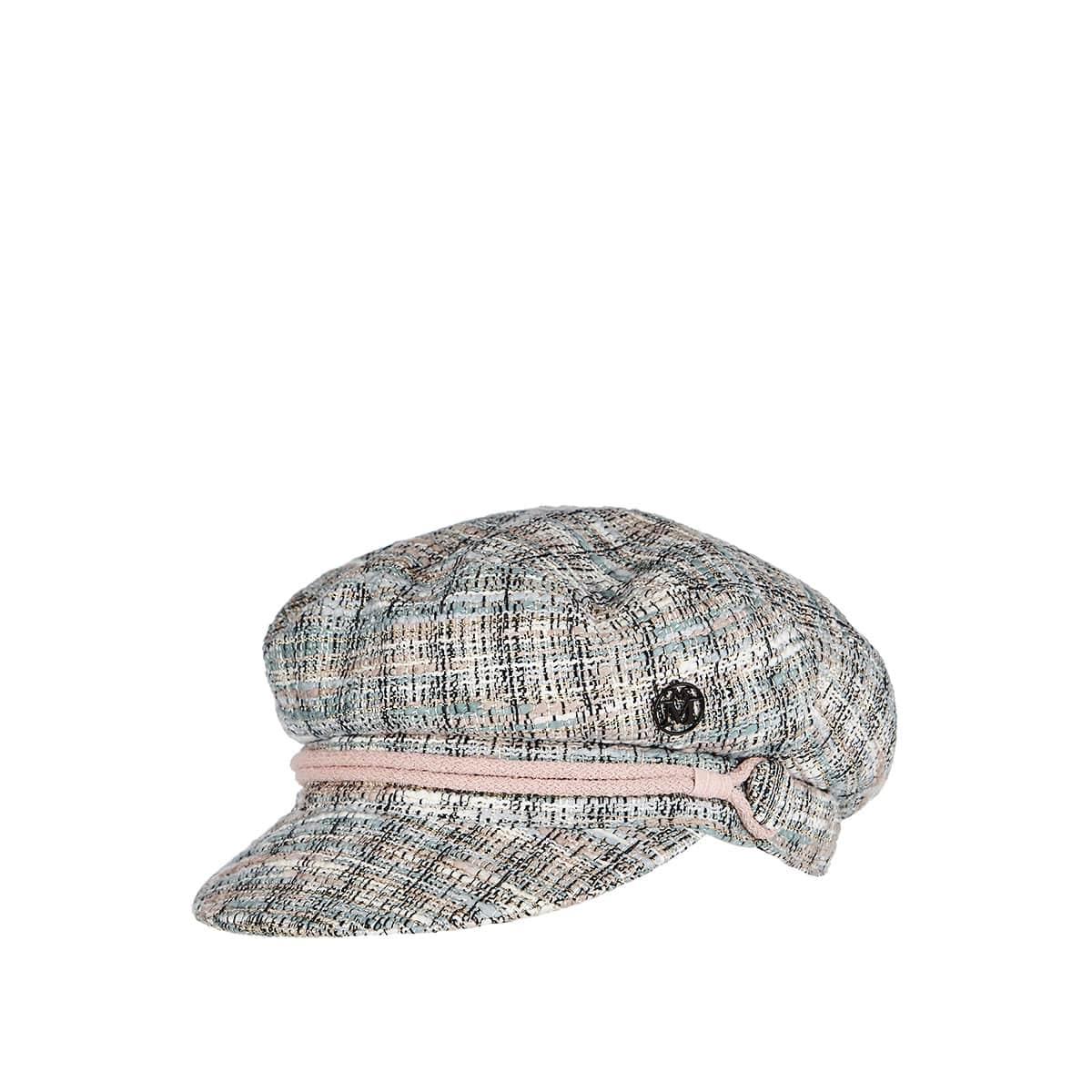 New Abby tweed cap