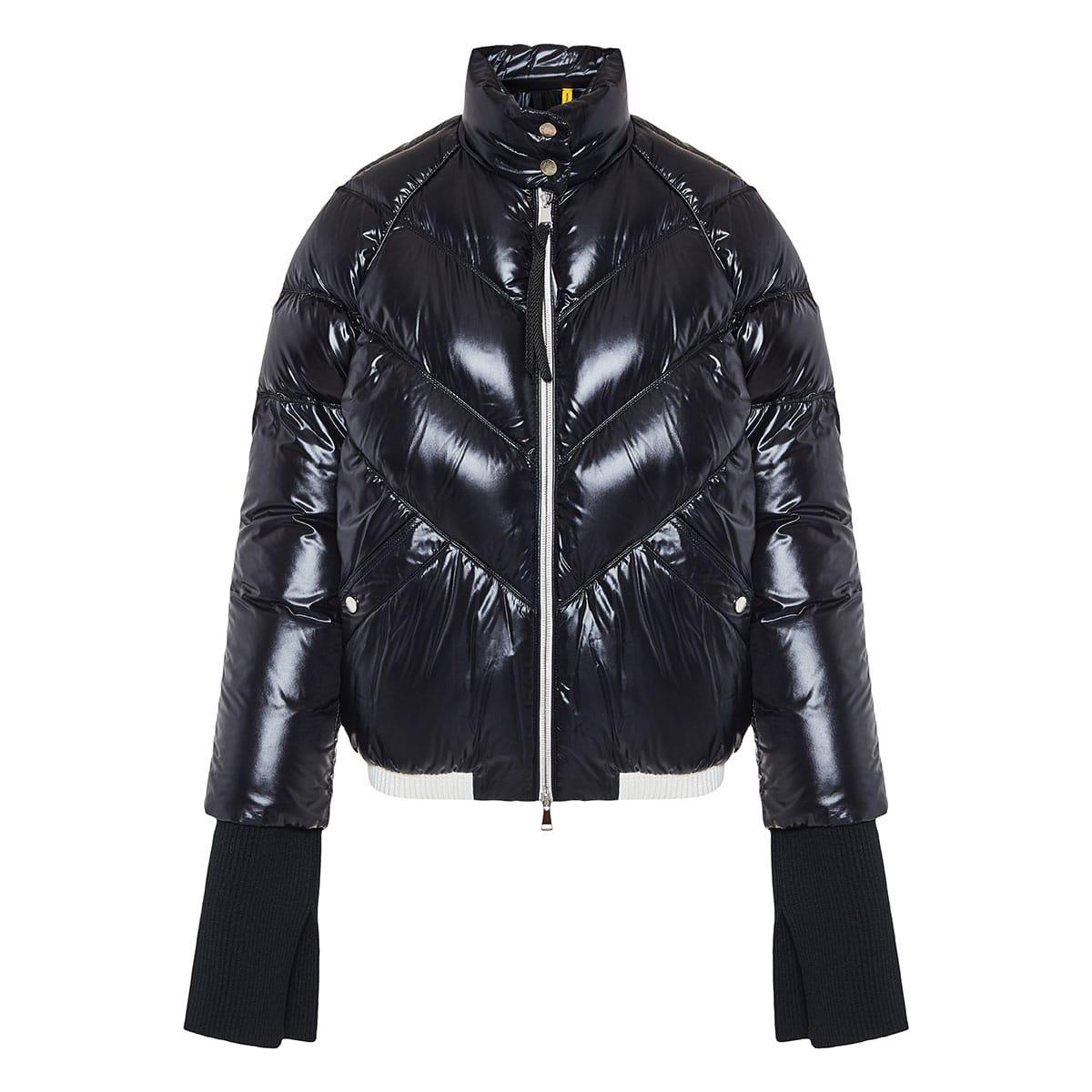2 MONCLER 1952 + VALEXTRA Yalou down jacket