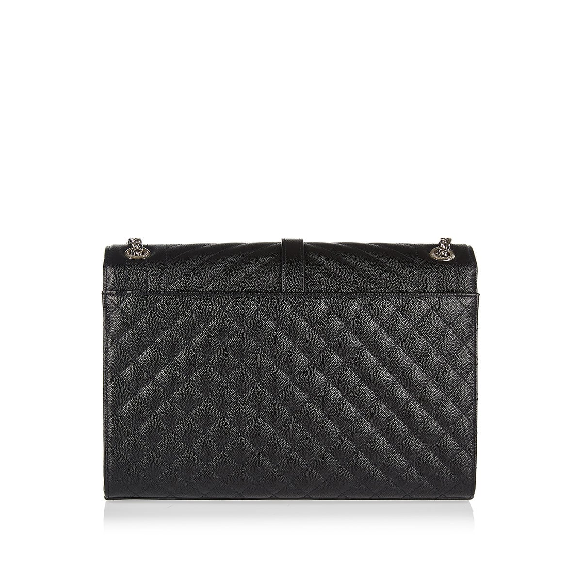 Large Envelope quilted shoulder bag