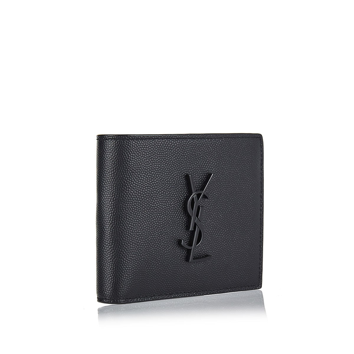 Monogram bi-fold wallet