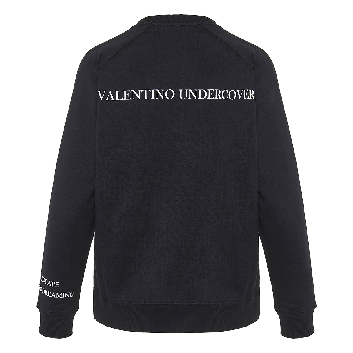 x Undercover printed cotton sweatshirt