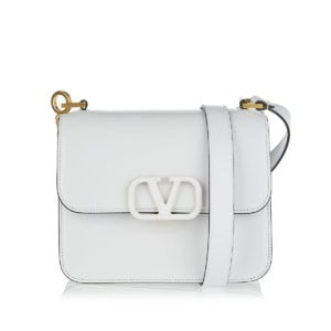 VSLING leather shoulder bag