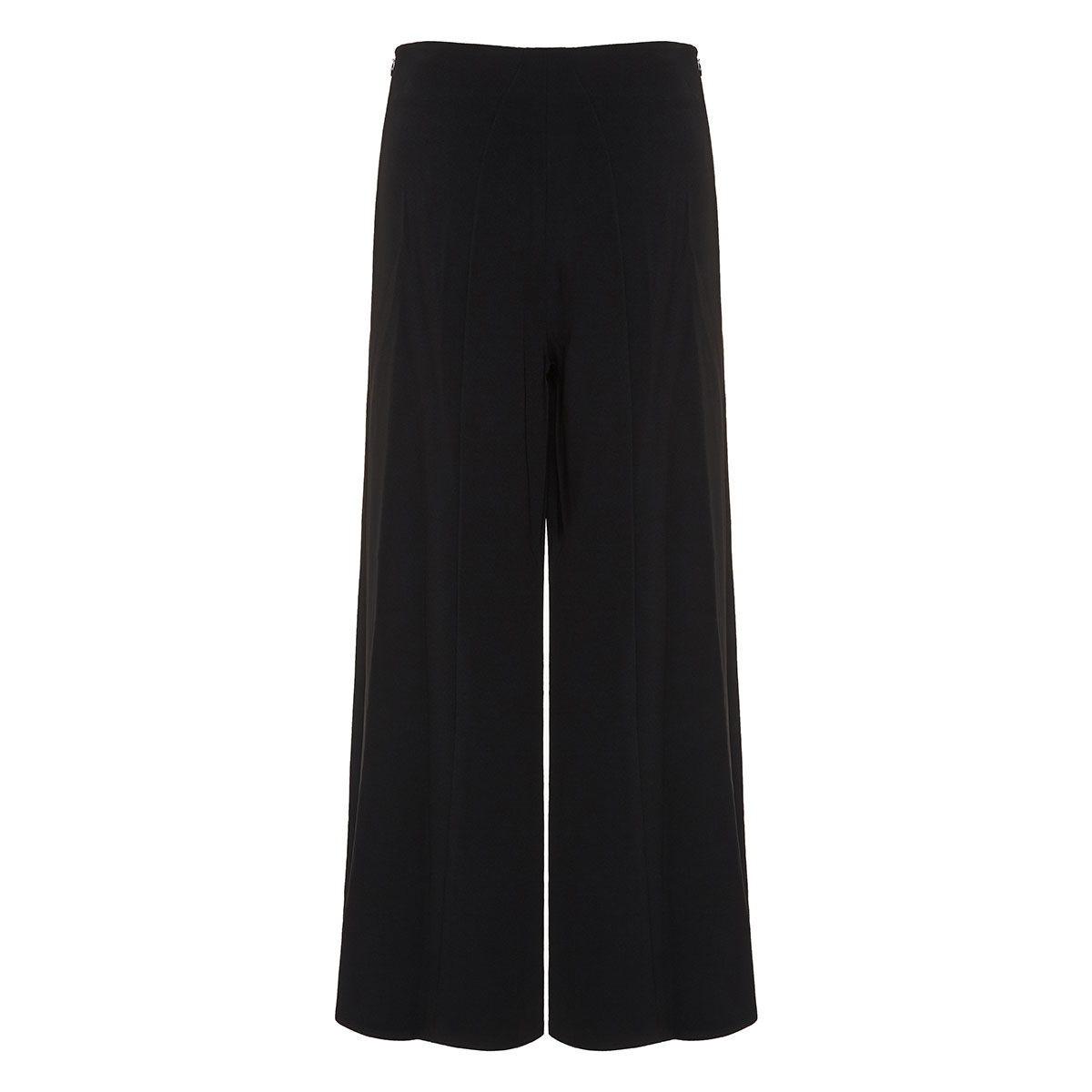 Roque wide-leg flared trousers