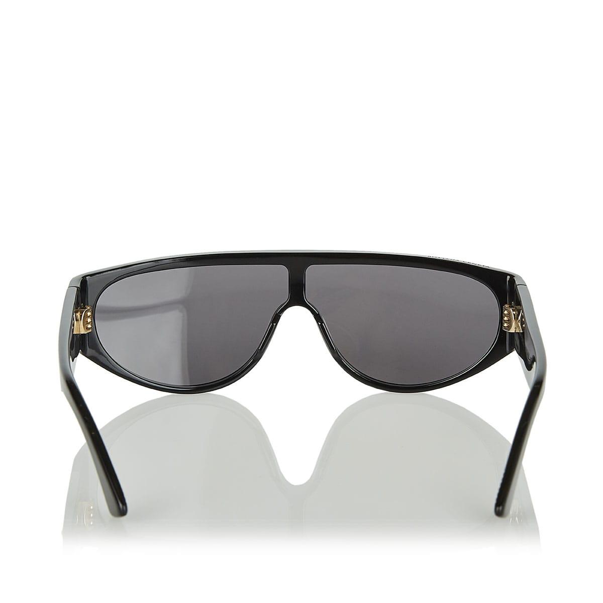 Acetate mask sunglasses