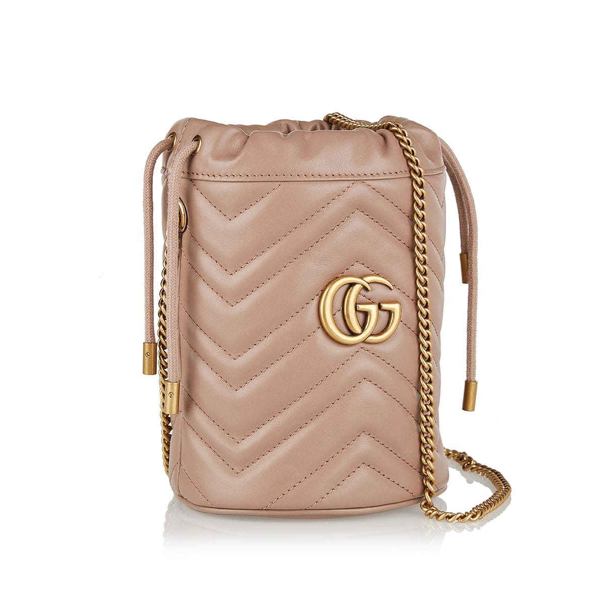 GG Marmont mini bucket bag