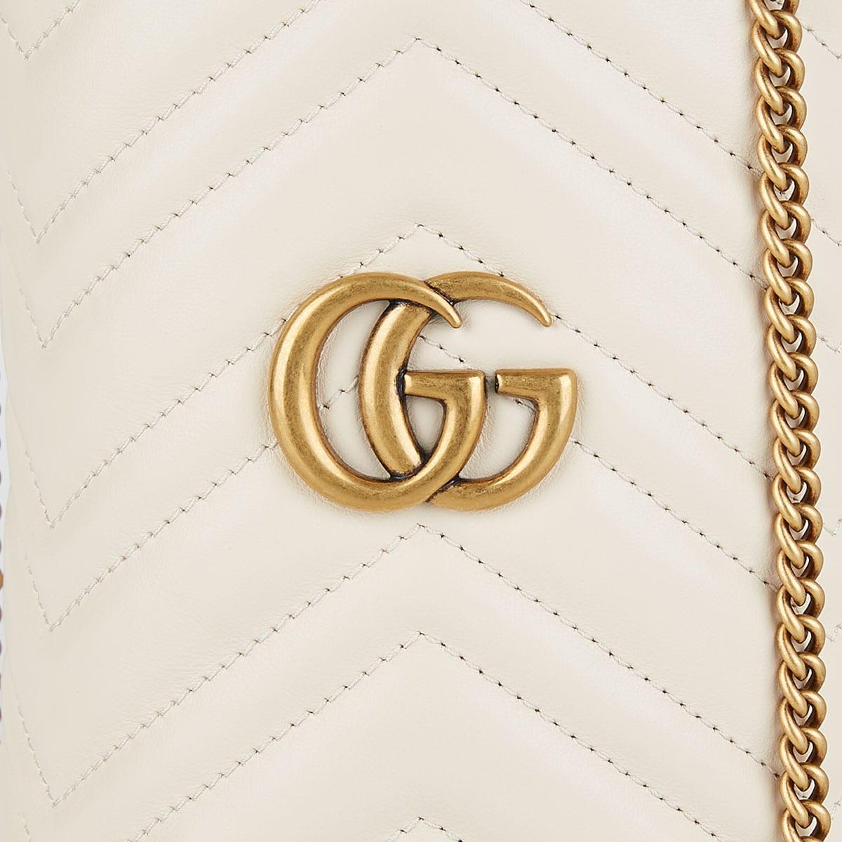GG Marmont mini bucket bag