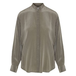Cade silk shirt