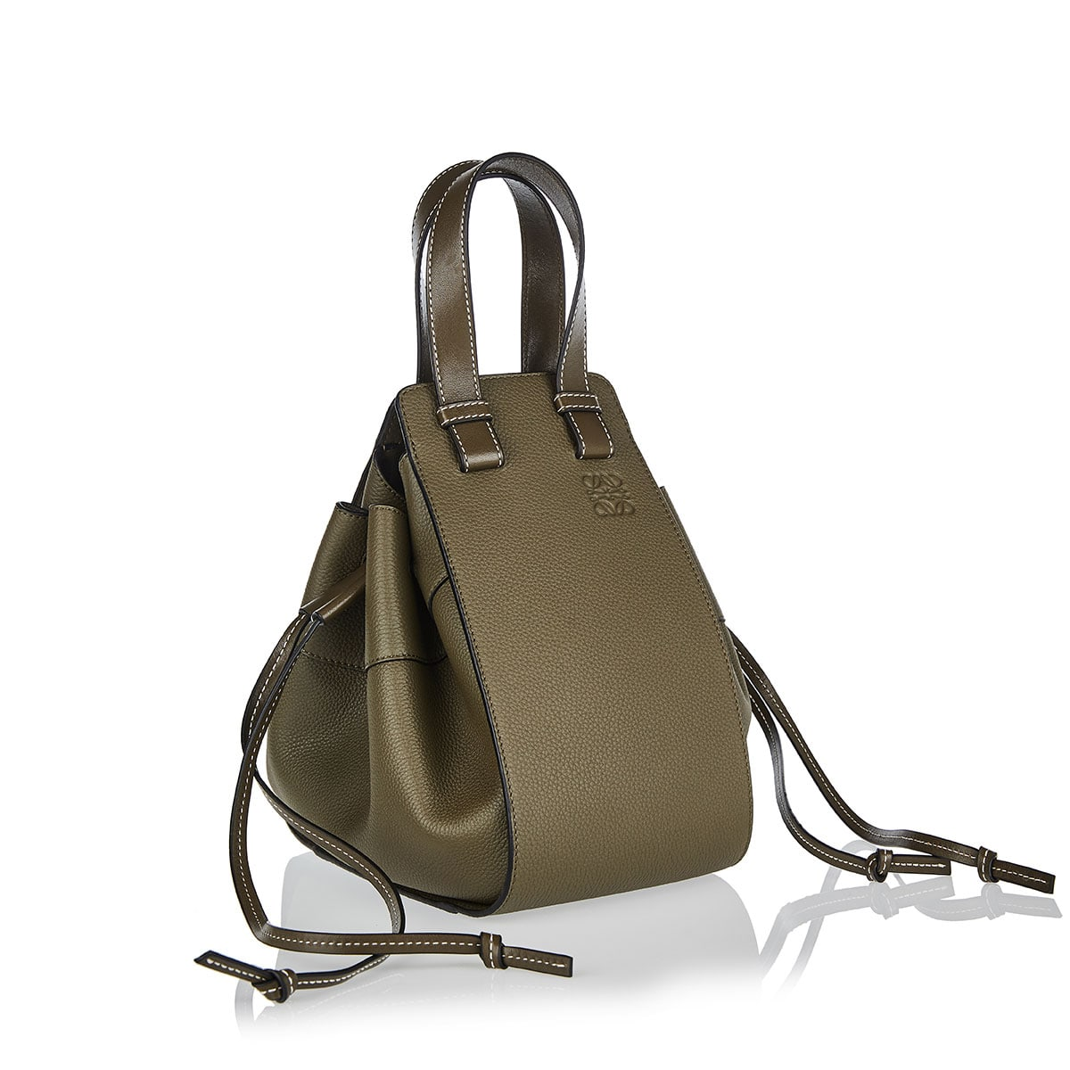 Hammock DW medium leather bag
