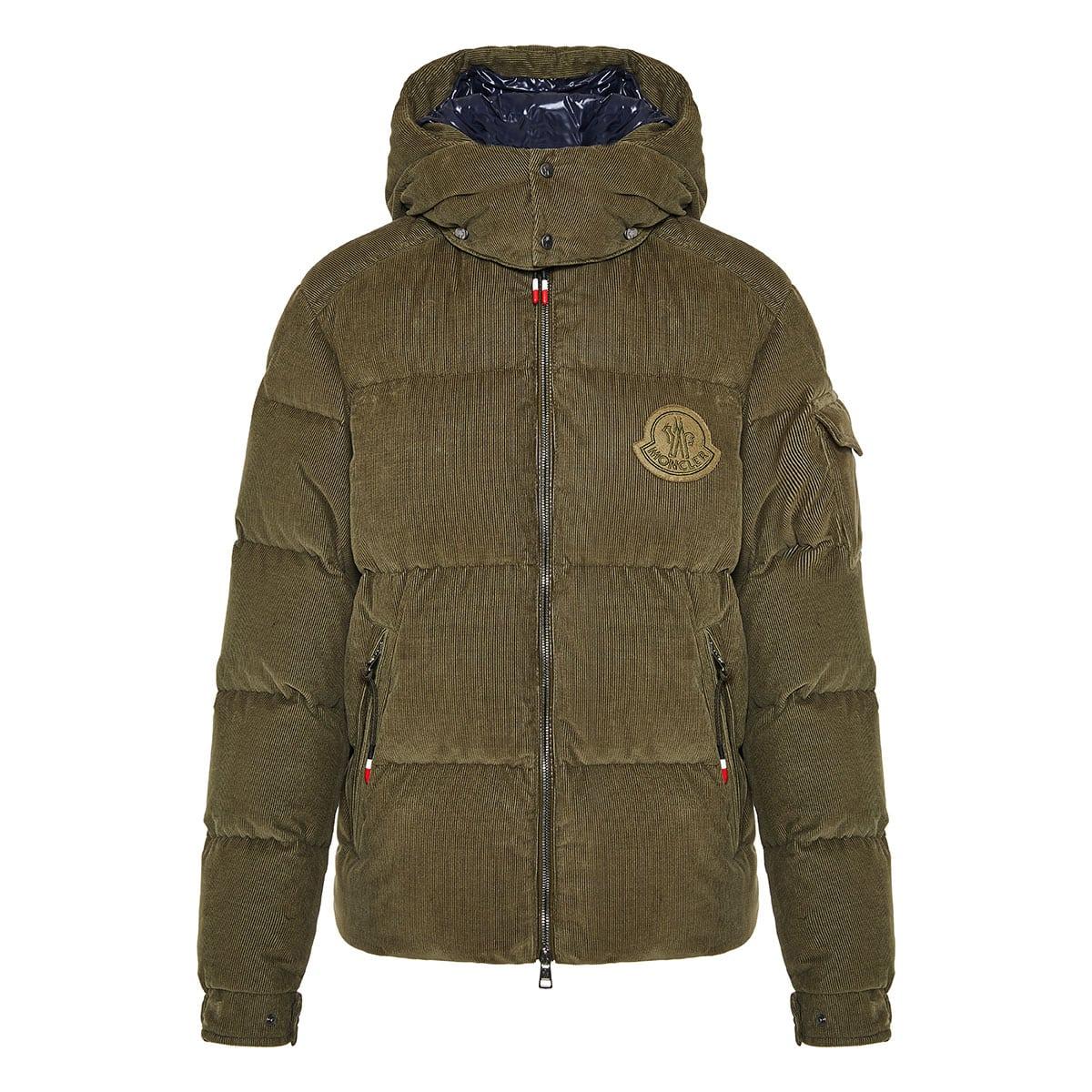 2 Moncler 1952+Valextra Frares puffer jacket