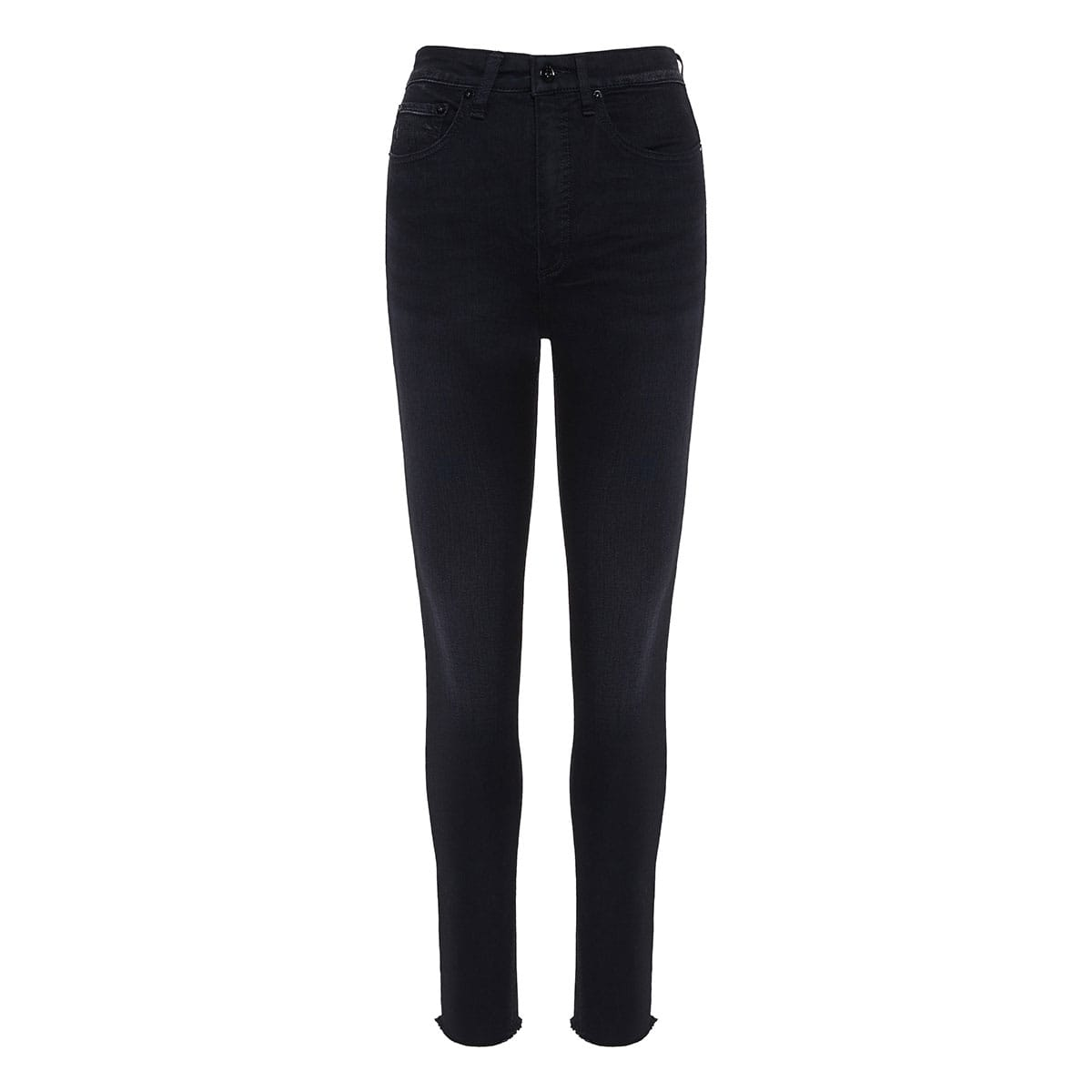 Jane high-waist skinny jeans