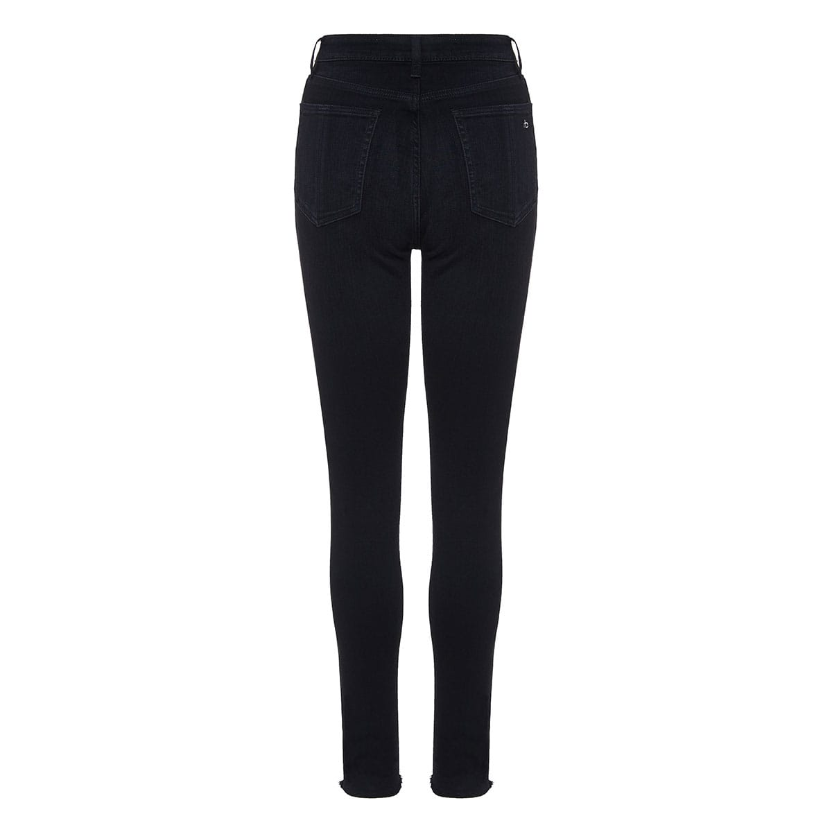 Jane high-waist skinny jeans