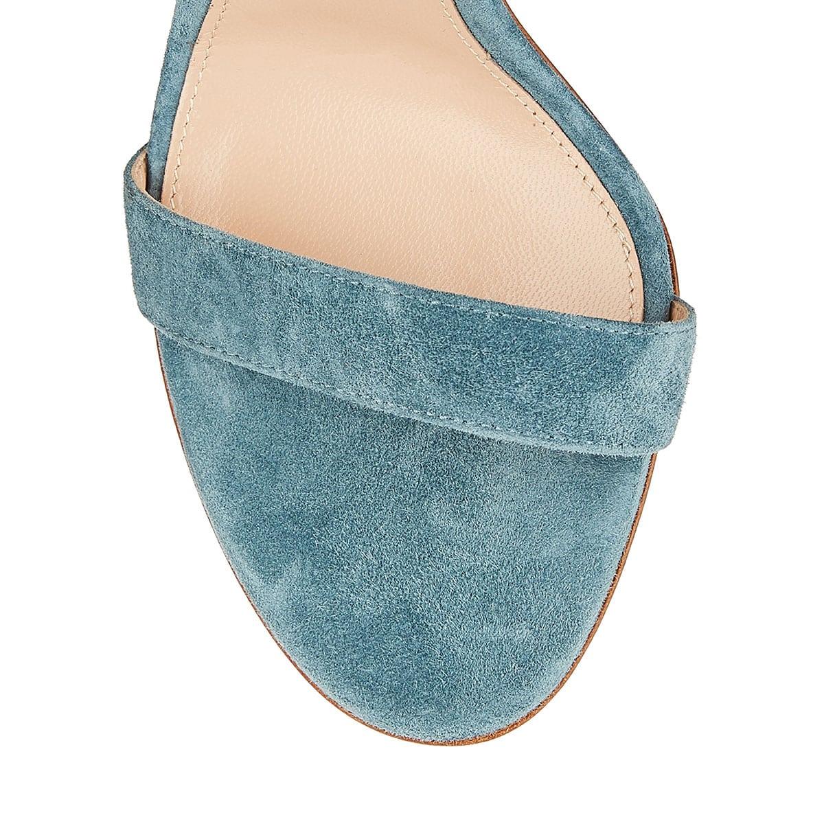 Portofino 105 suede sandals