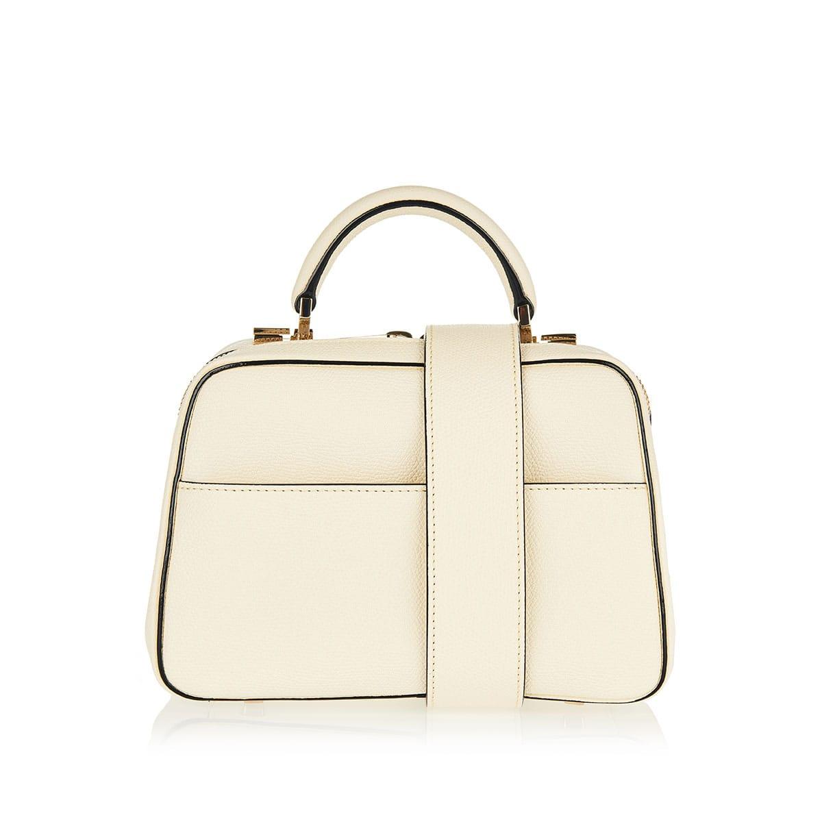 Serie S mini leather bag