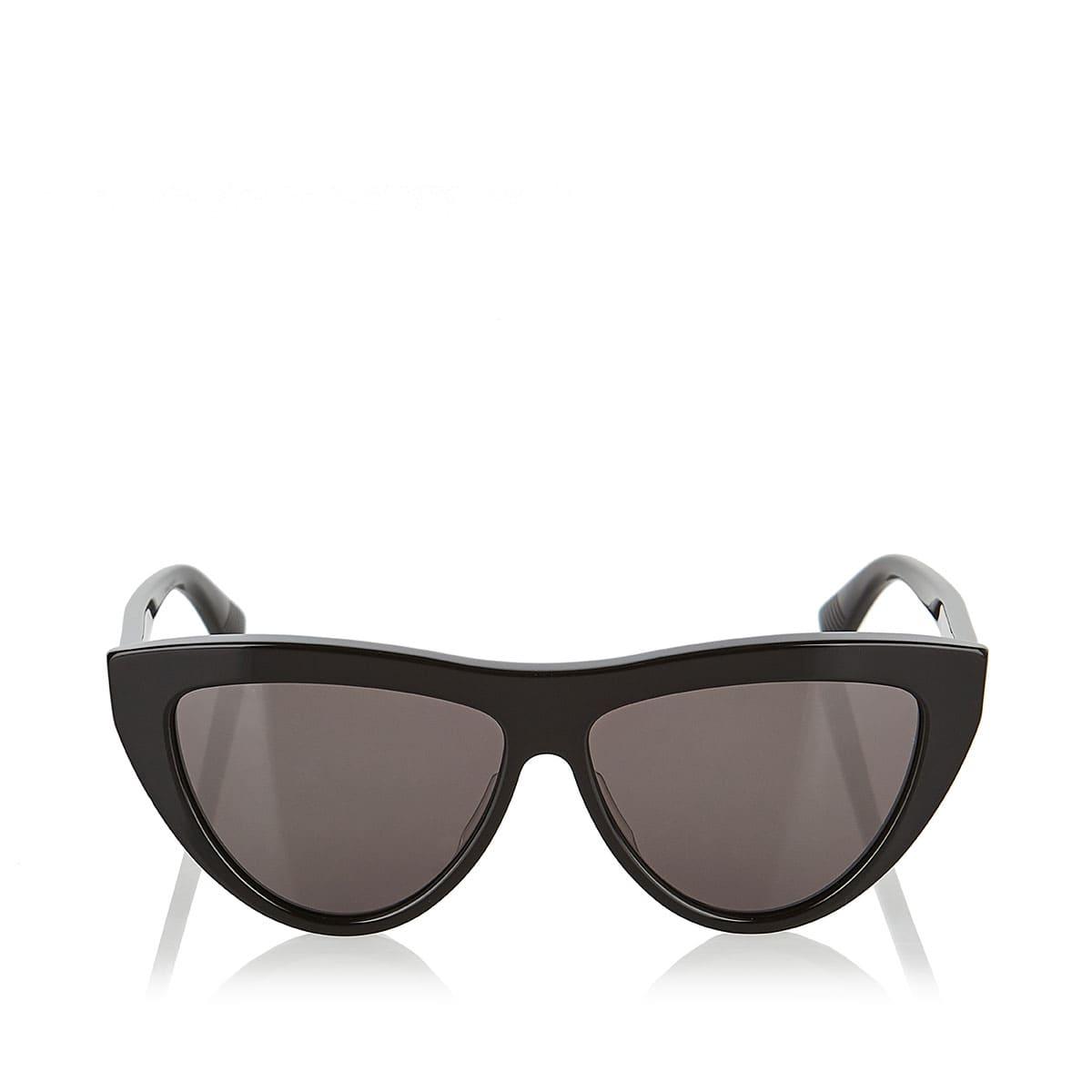 Teardrop acetate sunglasses