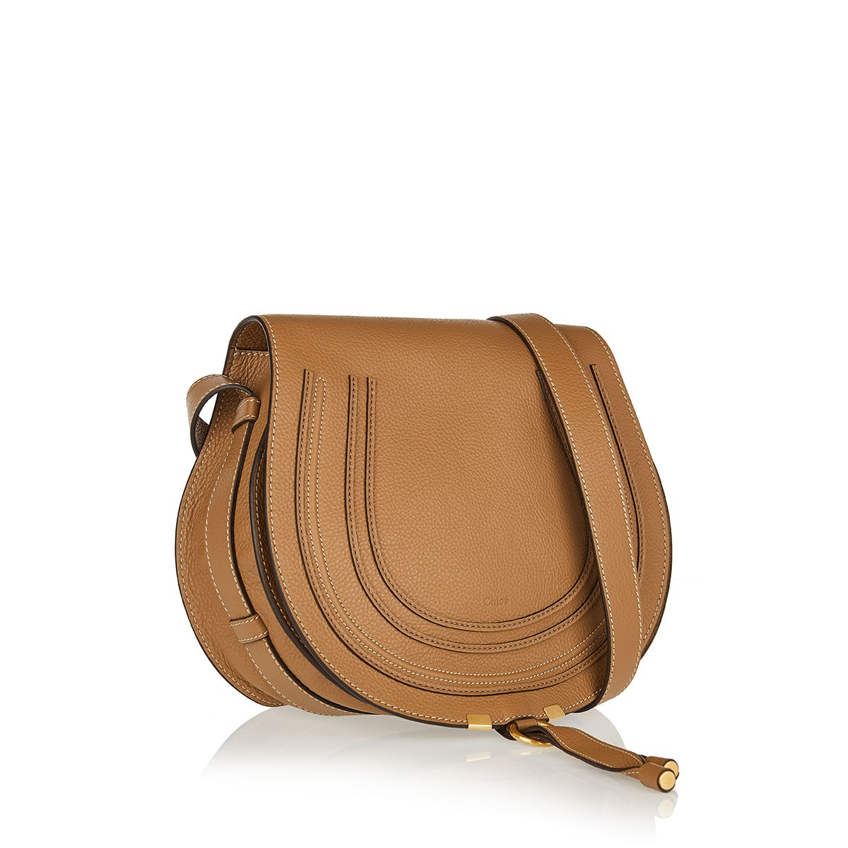 Marcie medium leather crossbody bag