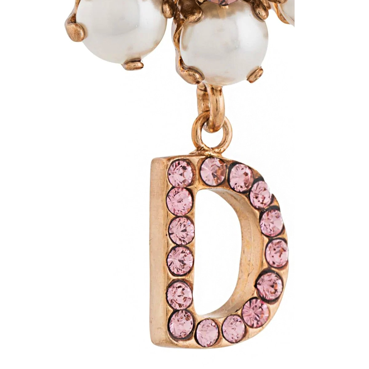 DG embellished earrings