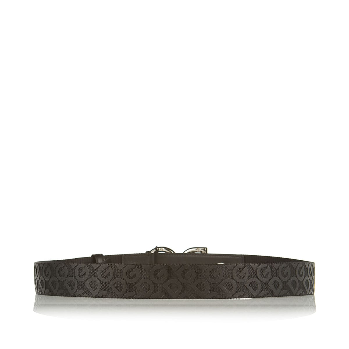 DG logo buckle belt