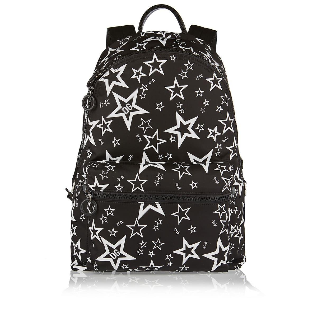Millennials Star printed Vulcano backpack