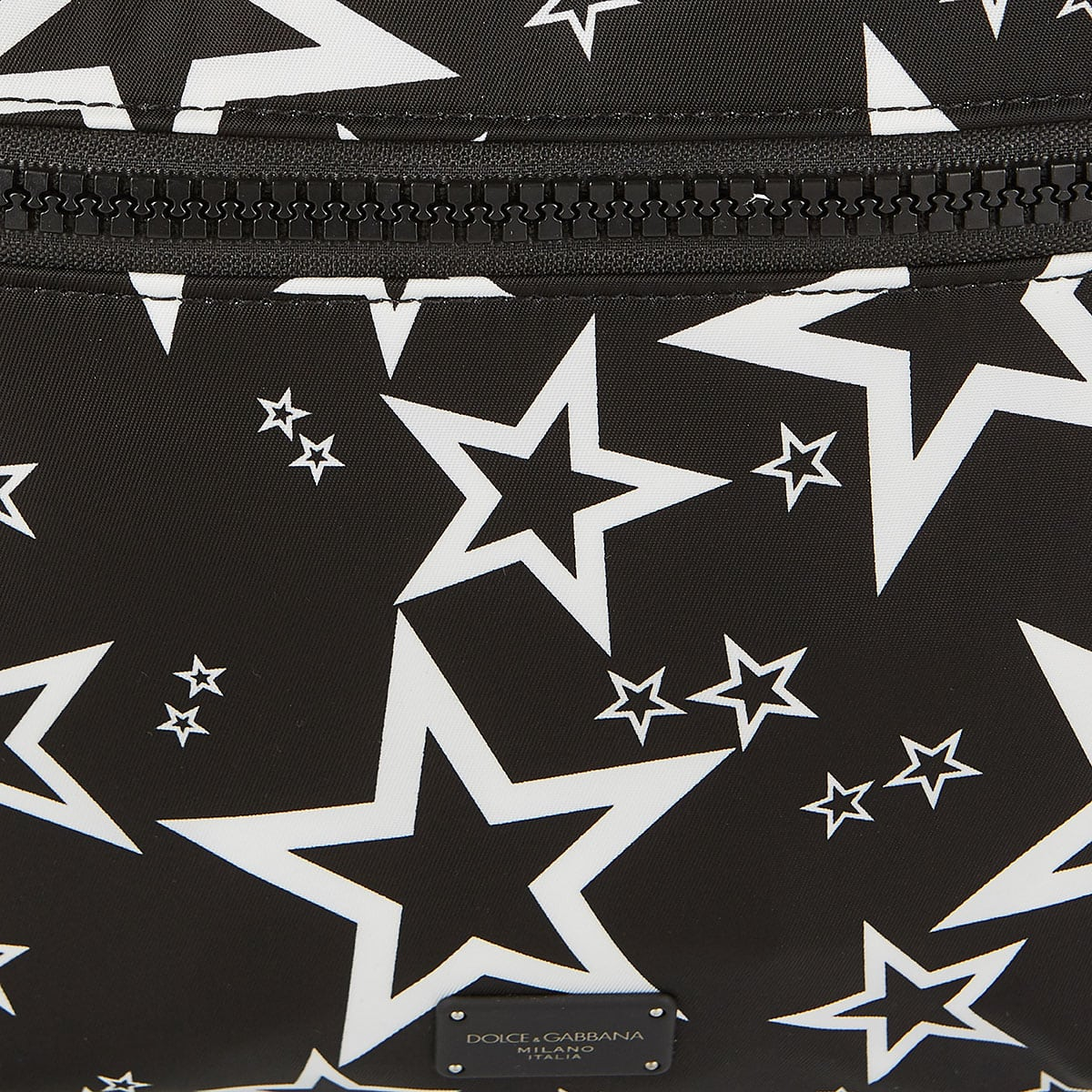 Millennials Star printed belt bag