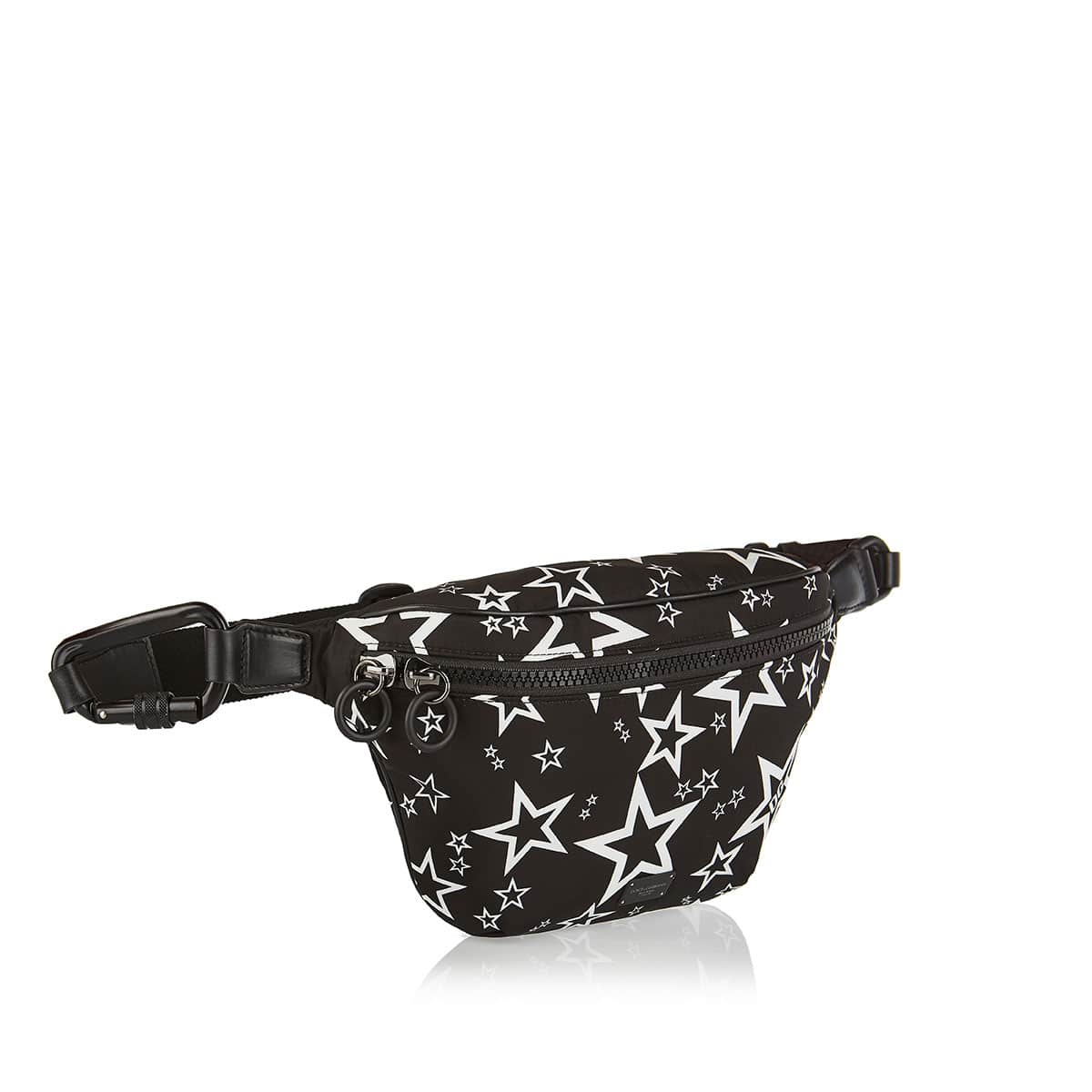 Millennials Star printed belt bag